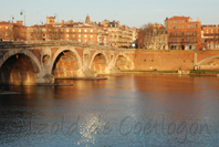 photo du pont Neuf, Toulouse